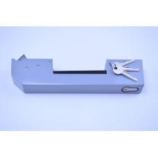 Ручка внешняя 6000-020696 RAHRBACH JUMBO RAL7001