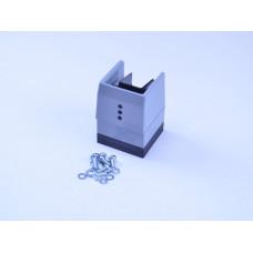 Защелка ручки 66-80 мм 6000-020725 RAHRBACH RAL7001