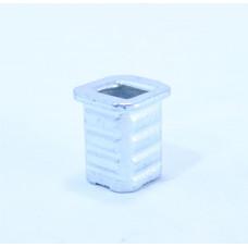 Втулка напольная 916а 16х16 оц. FUHR Арт. ZB916A16V