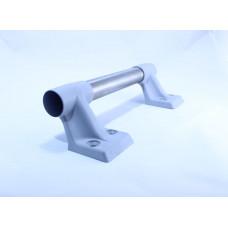 Ручка скоба внешняя 2420 серый пластик Fermod Арт. № 6179700
