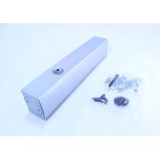 Доводчик дверной GEZE TS 4000 EN1-6 СЕРЫЙ Металлик, без тяги