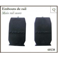 Крышка торцевая Fermod 2120 Арт. 60138