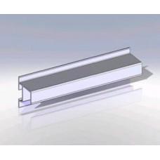 Профиль нижняя направляющая KIDE AL-45 L-7000 мм