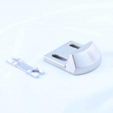Комплект из металлического прижимного башмака арт. 3530.010.01 и планки 3530.010.02