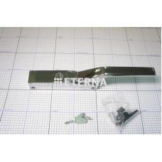 Ручка FS.245 с ключом SE.SI хром без крепежа